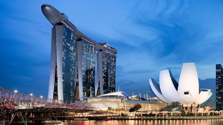 Marina Bay Sands for Your Wonderful Staycation Singapore